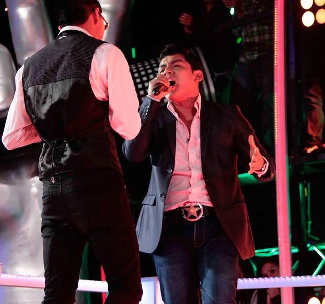 [VIDEO] La Voz Perú: Tuvo barra de los hermanos Yaipén, pero Donnie perdió la batalla