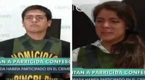 [VIDEO] Presentan a joven que asesino a su madre por dinero y joyas