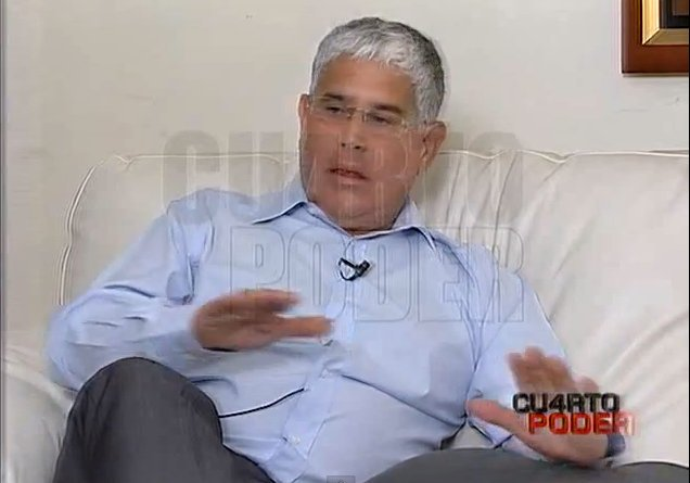 López Meneses dice que regaló bastón de mando a Humala