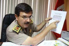 Purga policial: Relevan a tres generales, dos coroneles y comandante PNP