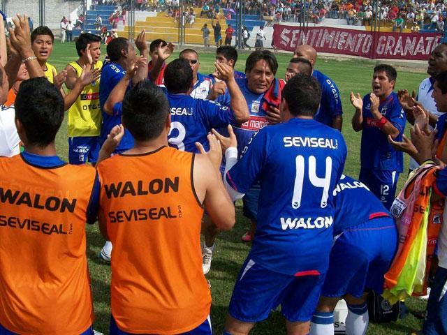 Carlos A. Mannucci deberá luchar su clasificación a las semifinales en Chiclayo.