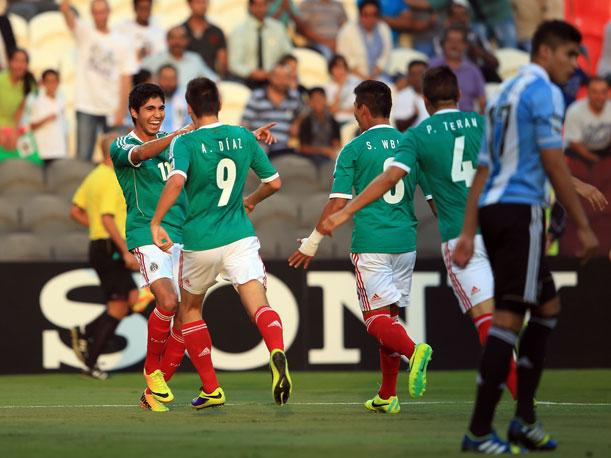 México finalista otra vez en el mundial de fútbol Sub 17.