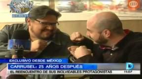 [VIDEO] Carrusel: En la vida real 'Maria Joaquina' fue novia de 'Jaime Palillo' y 'Daniel'