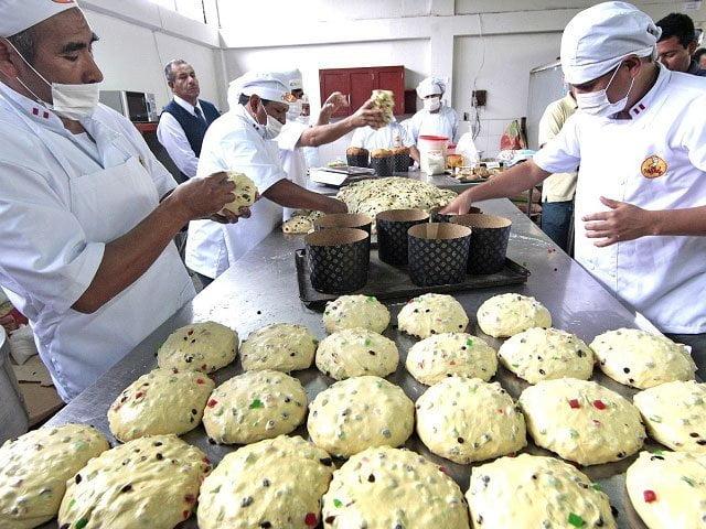 Más de 25 millones panetones consumirán los peruanos en Navidad y Año Nuevo