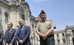Custodia a casa de 'Montesinista' López Meneses salpica a jefe de las FF.AA.
