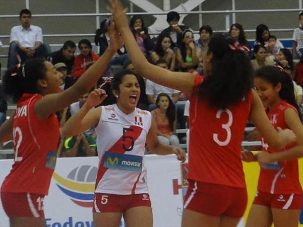 Premio consuelo. Perú consiguió el bronce en el Sudamericano Infantil.