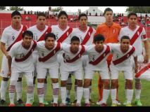 Foto FPF: Sub 15 de fútbol derrota 2-0 a Ecuador y sueña con olímpicos