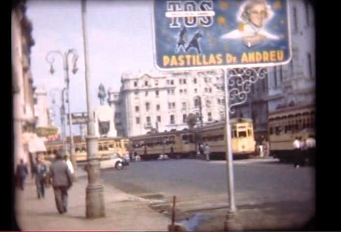 [VIDEO] En los años 50, así era el Jr. de la Unión y el Centro de Lima