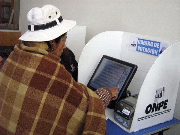 El PPC gana en distrito donde se instauró voto electrónico