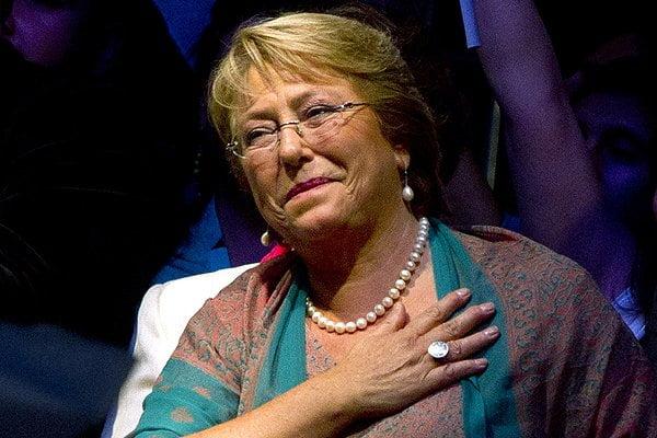 Michelle Bachelet elegida por segunda vez presidenta de Chile