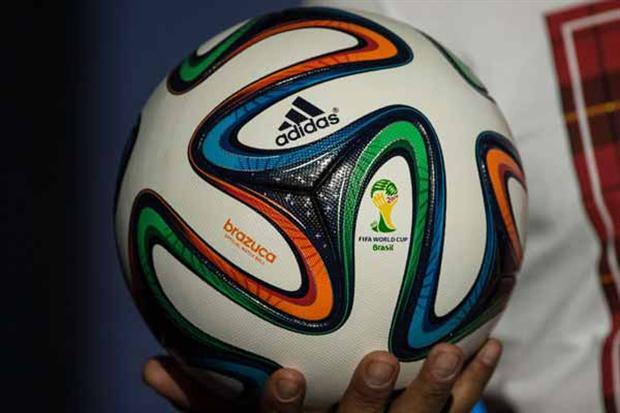 Brazuca es el nombre oficial del balón que se utilizará para el Mundial FIFA 2014.