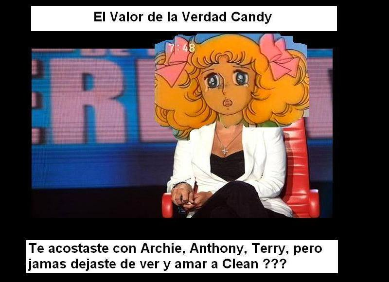 [FOTO] El Valor de la Verdad: Piden a Candy en el sillón rojo