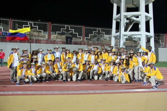 Por primera vez, Colombia se proclamó campeón de los Juegos Bolivarianos.