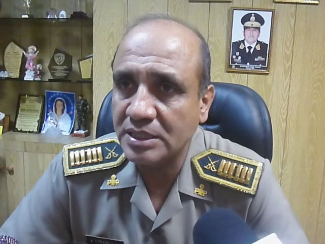 Coronel PNP Jorge Linares irá 9 meses a prisión preventiva