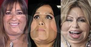 [FOTOS] Así se verían Tilsa, Tula y Gisela con sobrepeso
