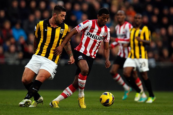 El PSV buscará terminar con su mala racha de resultados cuando enfrente al líder Vitesse.