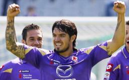 [VIDEO] 'Loco' Vargas anota otro golazo con el Fiorentina y Tilsa llora