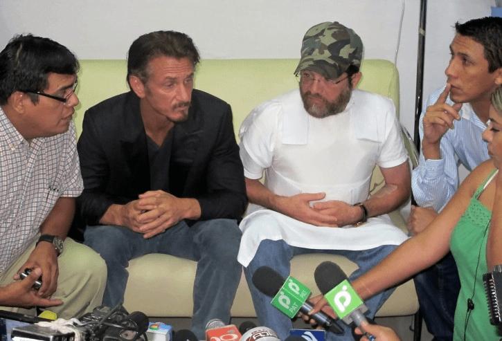 Fugó por Perú el amigo de Sean Penn acusado de lavado de activos en Bolivia