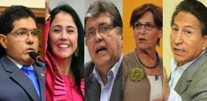 Encuesta: ¿Cuál es el político peruano más cuestionado y odiado del 2013?
