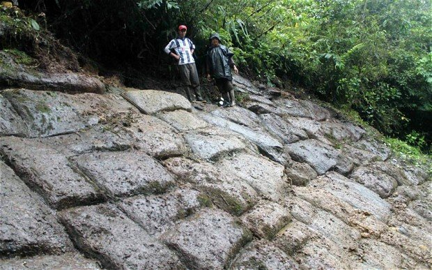 [FOTOS] Buscan la tumba de Atahualpa: Investigadores excavan en Ecuador