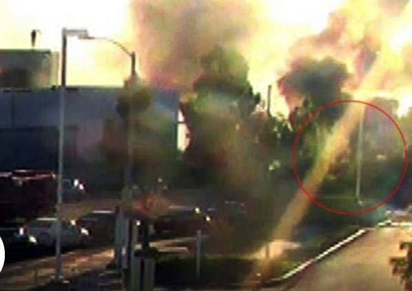 [VIDEO] Paul Walker: Cámaras captan choque y explosión de Porsche
