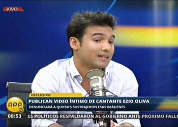 "Ezio Oliva sobre video íntimo: ""Karen Schwarz me apoya y denunciaré a responsables"""