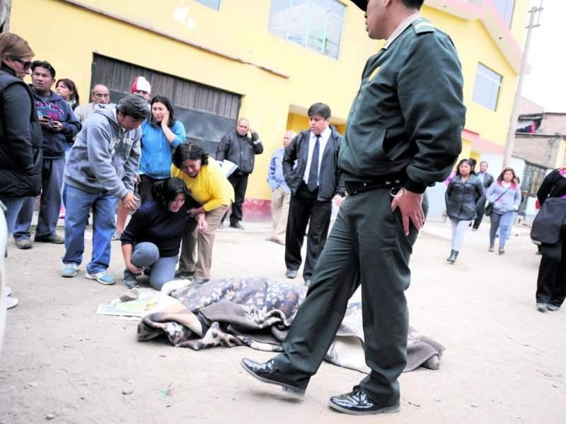 (Foto Correo / Referencial) Niño muere tras ser atropellado por bus en Villa el Salvador