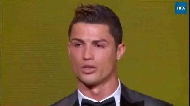 Balón de Oro 2013: Cristiano Ronaldo es el mejor del mundo