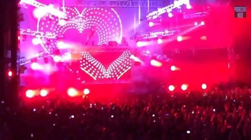 [VIDEO] Descubren que David Guetta usa playback tras dañar USB