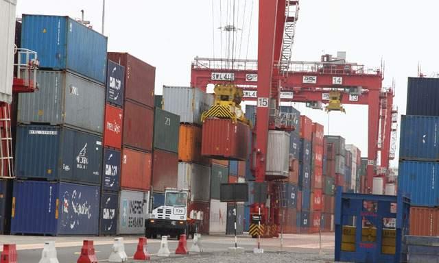 El mercado español generó poca demanda de productos peruanos por  motivo de la crisis financiera.