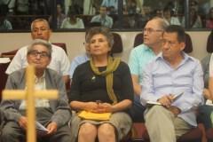 FOTOS: Reaparece el terrorista Abimael Guzmán y su cúpula de SL