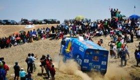 El ruso Andrey Karginov fue el mejor en camiones en la edición 2014 del Dakar.