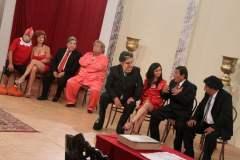 (Foto Frecuencia Latina) [VIDEO] Bachelet, Condorito y el fallo de La Haya en 'El Especial del Humor'