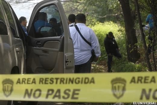 Asesinato de Mónica Spear: Encuentran cartera y tarjetas de crédito