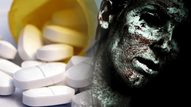 Somnífero más usado en EE.UU. convierte a personas 'zombies asesinos'