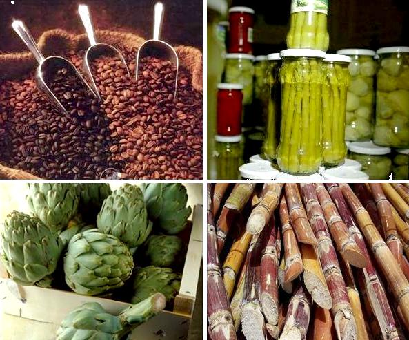 El café, los espárragos y la alcachofa entre los productos que tendrían gran potencial exportador en el presente año.