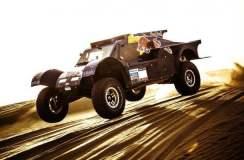 El español Carlos Sainz domina el Rally Dakar 2014 en autos.