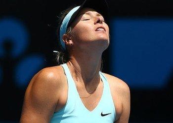 La tenista rusa María Sharapova no hizo prevalecer el ranking y cayó ante la eslovaca Cibulkova.