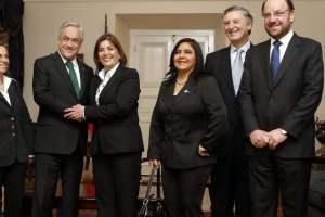 La Haya: El 6 de febrero se reúnen ministros de Chile y Perú en cita 2+2