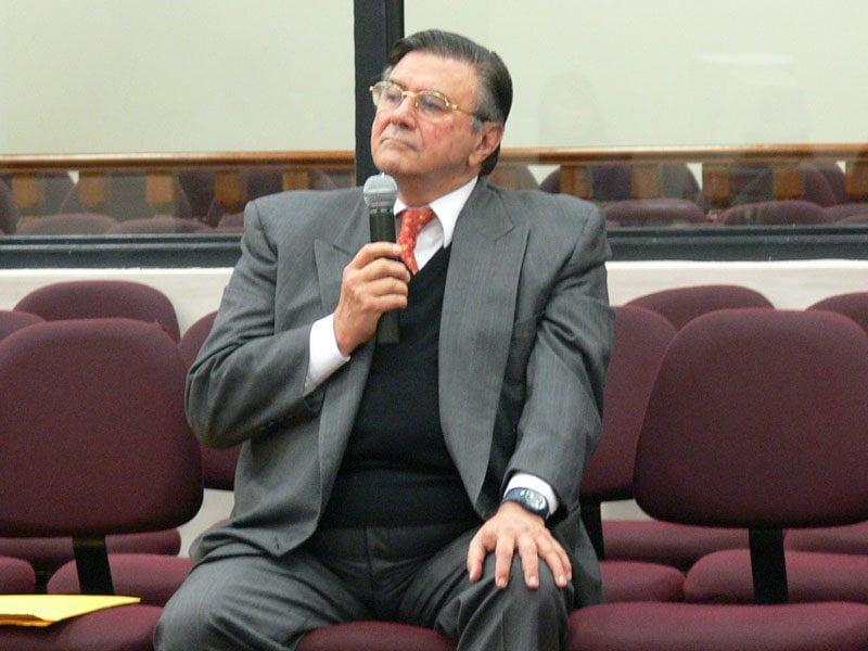 Foto: PJ / Sale libre José Enrique Crousillat condenado por recibir dinero de Montesinos