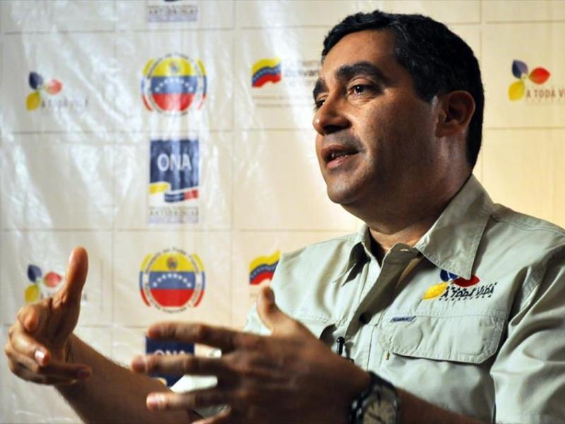 Foto AVN / Balas que mataron a Génesis Carmona salieron de sus filas dice ministro chavista