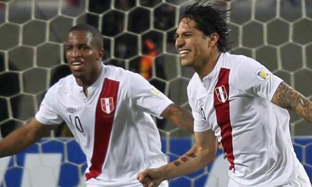 Farfán y Guerrero podrían formar parte de la selección peruana que enfrente a Inglaterra y Suiza, respectivamente.