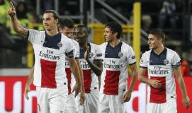 Prácticamente en cuartos de final. PSG marcó cuatro goles de visitante en la ida de los cuartos de final de la Champions League.