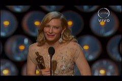 Foto Frecuencia Latina / Cate Blanchett gana el Oscar a Mejor actriz por Blue Jasmine