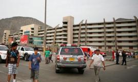 Barrista de Universitario murió baleado cerca a Estadio Monumental