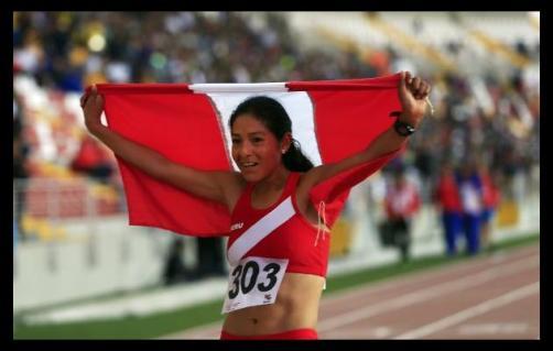 Inés Melchor se consagró nuevamente en una competencia internacional.