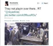 Terrible: Radicales islámicos le cortan la mano y difunden foto en Twitter