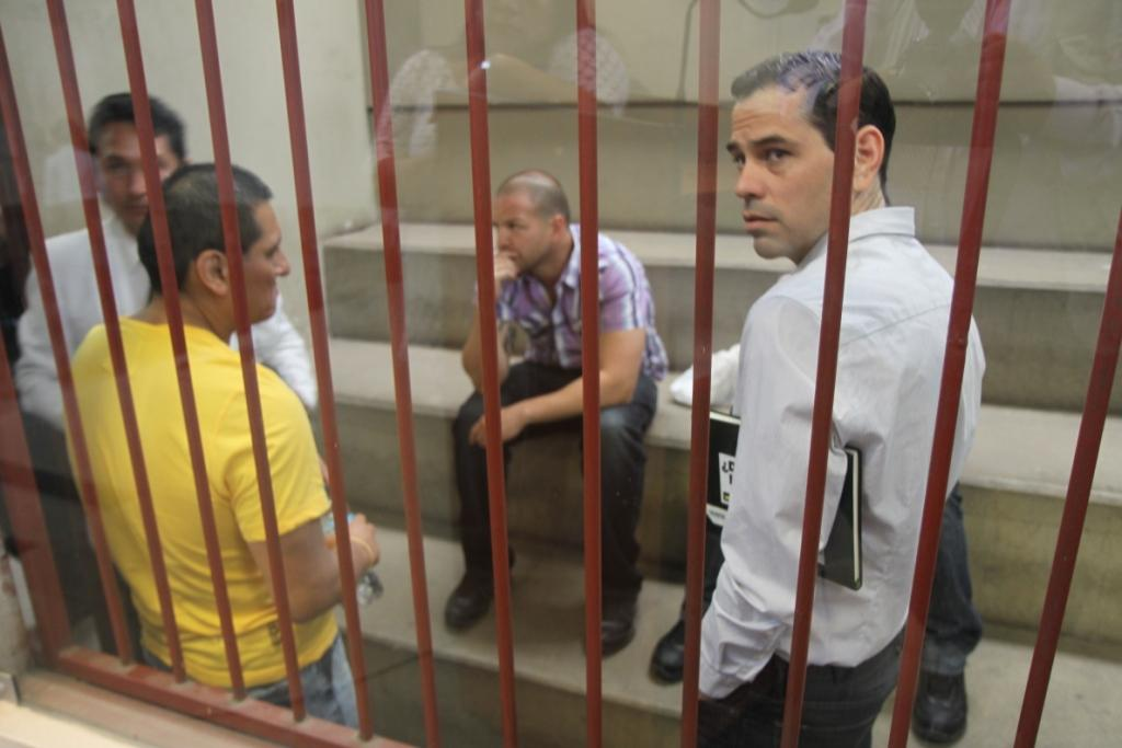 Foto Poder Judicial / Padre de Walter Oyarce espera que PJ ratifique 35 años para 'Loco' David'