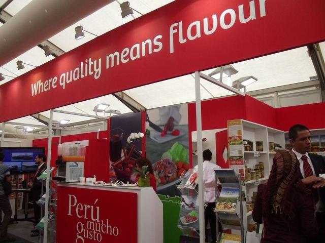 Se cumplió el objetivo peruano en la Feria Gulfood de Emiratos Arabes Unidos.