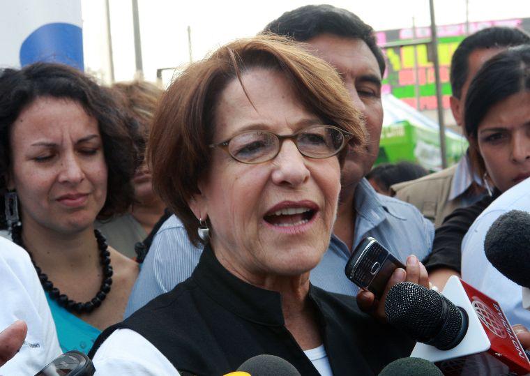 Fuerza Social: Susana Villarán tiene grandes posibilidades de reelegirse